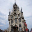 City hall in Gouda — Stock Photo #12226514