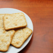Crispy crackers — Stock Photo #12389868