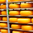 Stored cheese — Stock Photo #12573554
