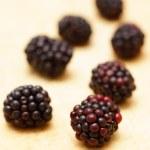 Fresh brambles — Stock Photo #12581366