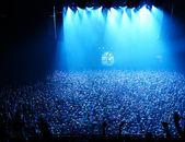 Music concert — Stock Photo