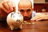 Saving money — Foto de Stock
