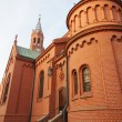 Stock Photo: Church in Poznan