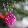 Christmas bauble — Stock Photo #18858119