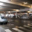 Parked cars at airport — Stock fotografie #26334643