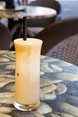 Frappe coffee — Stock Photo