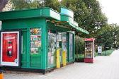 Small kiosk — Stock Photo