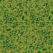 Abstract Circuit Board - 