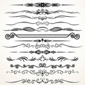Vector Ornament Design — Vetorial Stock