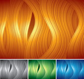 Fantasy Background. Set of Vector Images — 图库矢量图片