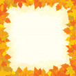 Abstract Colorful Autumn Background - Stock Photo