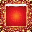 Festive Background with Fireworks - Stockfoto