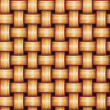 Seamless WovenTexture - Stock Photo