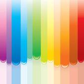 Stylized Rainbow Background — Stock Photo