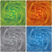 Abstract Swirl Backgrounds. — Stock Photo