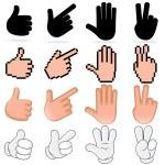 Hand Sign — Stock Photo #26198433