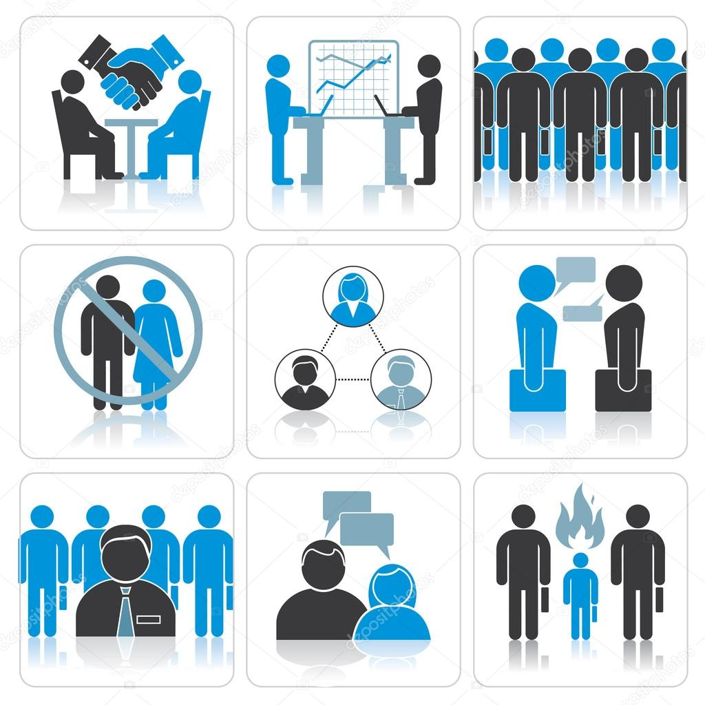 Human Resources Vector Human Resources And Management