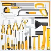 Metalwork, Woodwork, Mechanical and Measuring Work — Stock Photo