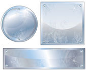 Steel Plates — Stock Photo