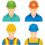 Постер, плакат: Worker Icons