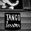 Stock Photo: Tango lessons - Beunos Aires
