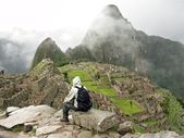 Machu Picchu — Stock Photo