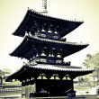pagoda in koya san, japan — Stock Photo