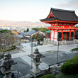 Kiyomizu Temple — Stock Photo #29213495