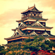 HiroshimCastle, Japan — Stock Photo #29213781