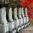 Buddhist sculptures — Stockfoto