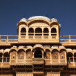 Stok fotoğraf: Haveli in Jaisalmer India