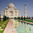The Taj Mahal in Agra India — Stock Photo
