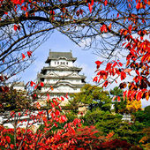 Himeji Castle, Japan — Stock Photo