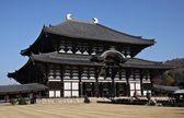 Nara daibutsu todai ji — Foto Stock
