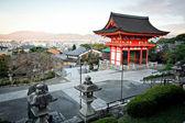 Kiyomizu Temple — Stock Photo