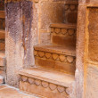 Old stairway in Jaisalmer, India — Stock Photo #29224381