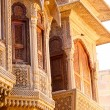 Haveli in Jaisalmer India — Stock Photo