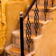 Stockfoto: Old stairway in Jaisalmer, India