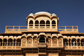 Haveli in Jaisalmer India — Stok fotoğraf