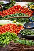 在斋沙默尔,印度市场 — 图库照片