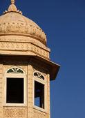 Haveli en inde jaisalmer — Photo