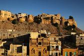 Forte de jaisalmer, índia — Foto Stock