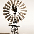 Stock Photo: Old Windmill