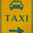 Taxi Sign — Stock Photo #29253865