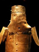 Ned Kelly Armour — Stock Photo
