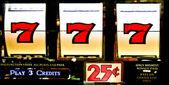 Poker Machine — Stock Photo