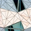 MELBOURNE, AUSTRALIA - OCTOBER 29: Iconic Federation Square celebrated 10 Years — Stock Photo