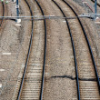 Railway tracks — Stock Photo