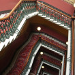 Stock Photo: Grand Staircase