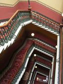 Gran escalera — Foto de Stock